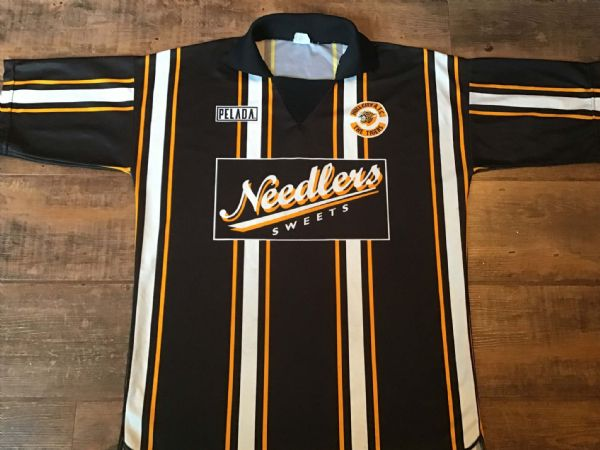 1994 1995 Hull City Limited Edition Football Shirt XL